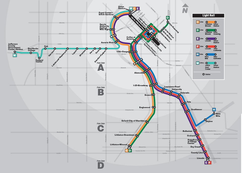 Download Image Denver Rtd Light Rail Map Pc Android Iphone And Ipad