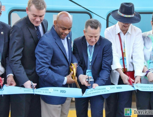 FasTracks Progress: RTD's A-Line is Officially Open!