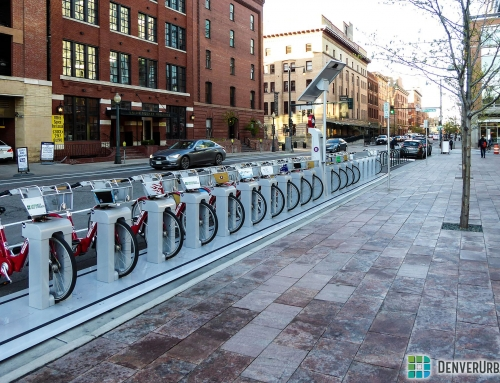 Denver Union Station Expands Bicycle Infrastructure