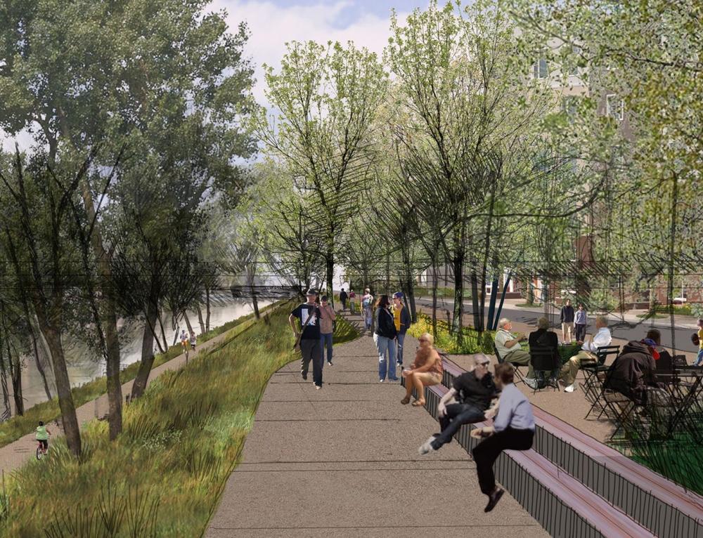 RiNo Infrastructure Part 6: River North Promenade