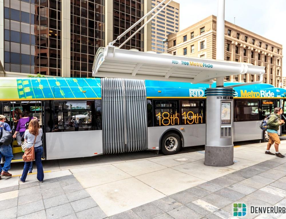 Transportation Variety Makes for a Vibrant City