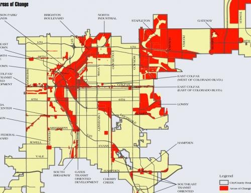 Denveright Update: Blueprint Denver Land Use and Transportation Plan