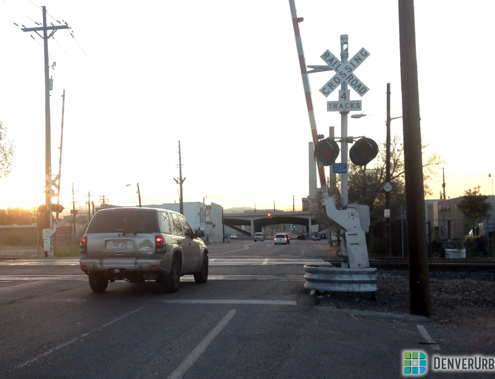 Walking in Denver Part 4: How Unsafe Streets Play Out at One Intersection