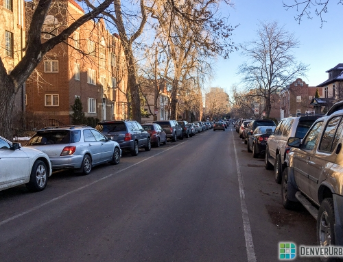 Denver, It Is Time to Admit We Have a Parking Problem