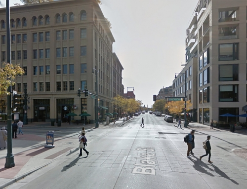 """Designing """"Forgiving"""" Streets: There's Nothing We Can Do. Or Is There?"""