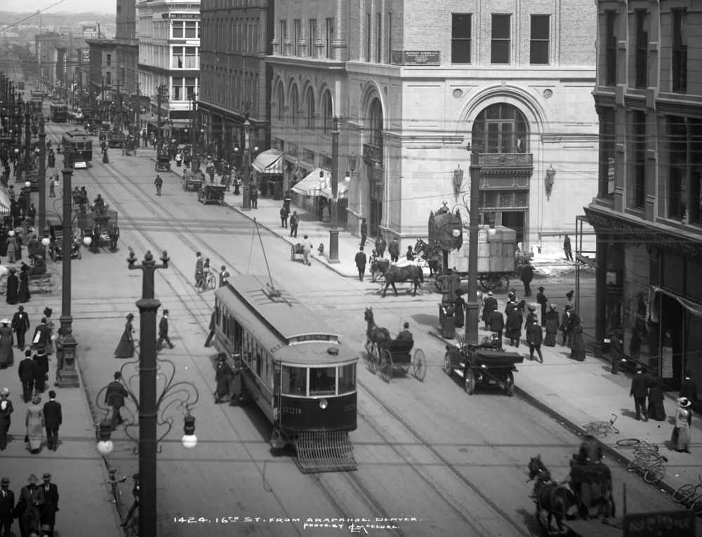 Denver's Streetcar Legacy and Its Role in Neighborhood Walkability