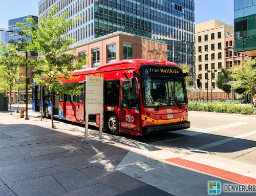 New Free MallRide Stop Opens on Downtown's 16th Street Mall