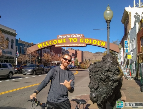 I Rode My Bike From Southeast Denver to Golden—Here's How It Went