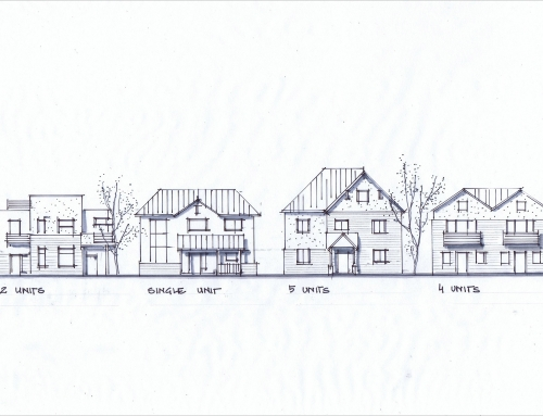 Design Guidelines for Complete Neighborhoods—Thoughts from an Architect