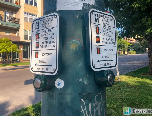 The Pedestrian Beg Button: Why is This Still a Thing?